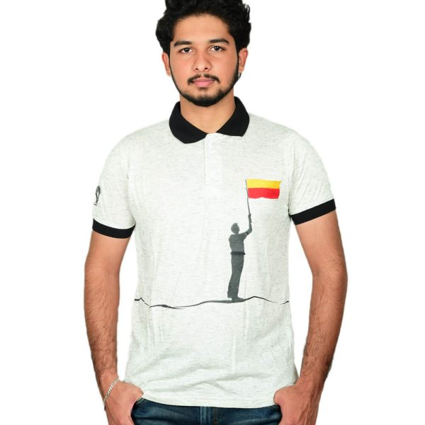 Kannada Flag T-shirt-01