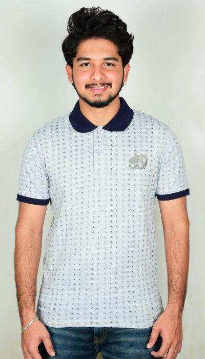 KannadaFont-Polo-Collar-Tshirt2