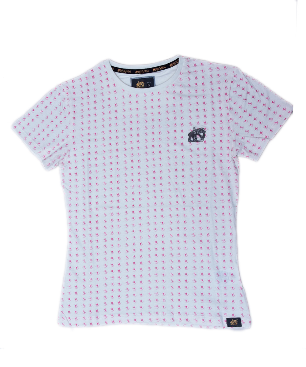 Kannada fonts Women T-shirt